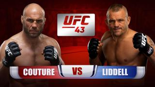 Couture vs Liddell