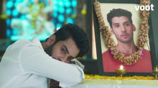 Omkar mourns Piyush's death