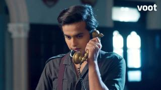 Anirudh gets aware of threat