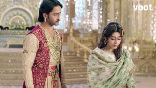 Salim comes to Anarkali's rescue