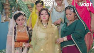Anarkali forced to give in?