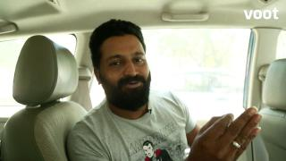 A ride with Rishab Shetty