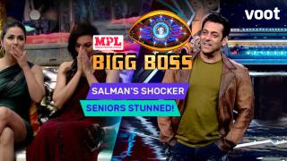 Salman's Bigg Shocker