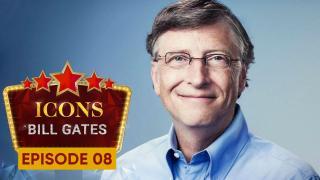 Icons : Bill Gates